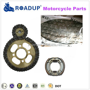 Best Price Motorcycle Chain and Sprocket Set