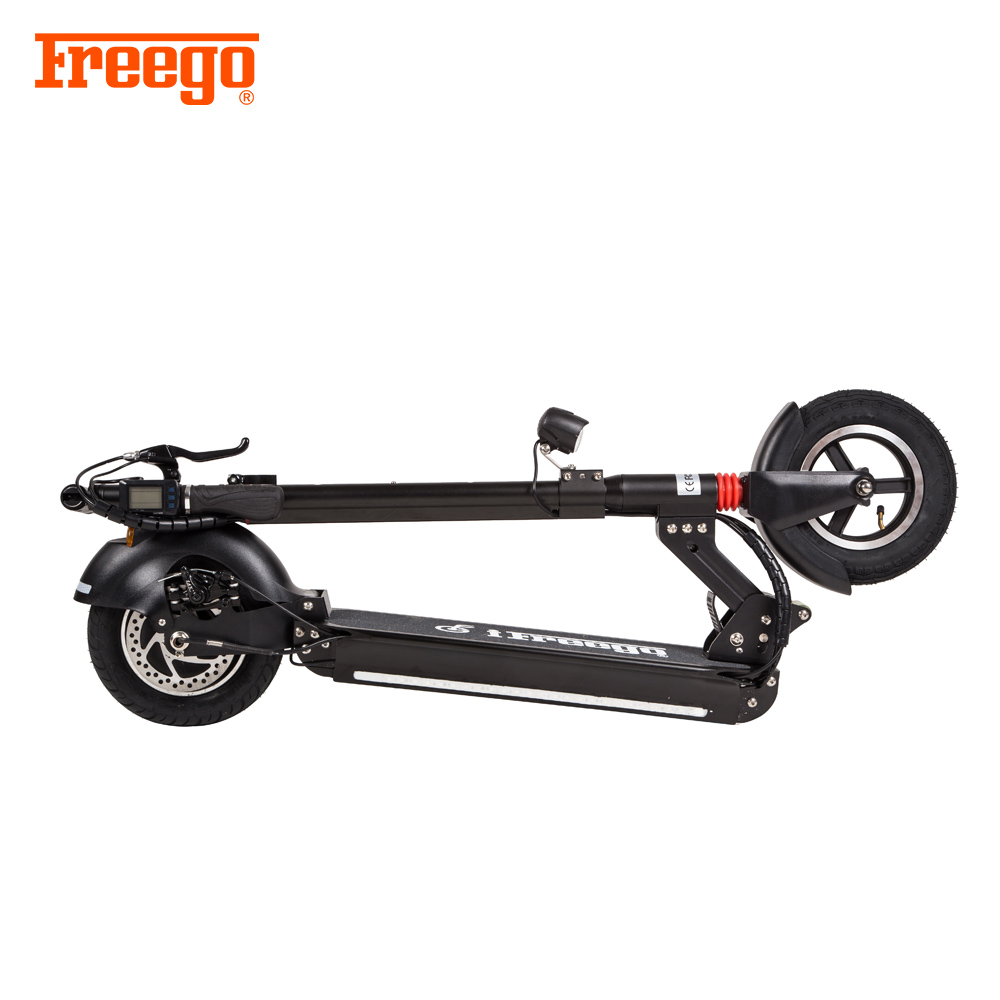 CE/UL approval Big Wheels Kick e Scooter With Suspension Folding Mobility For Adults