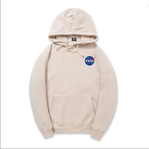 f0bd77990 Nasa Pullover Hoodie Unisex Fleece Print Sweatshirt