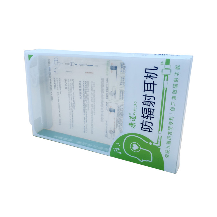 Alibaba supplier clear transparent plastic box plastic packaging box