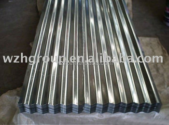 Corrugated Galvanized Steel Sheet With Price Jindal