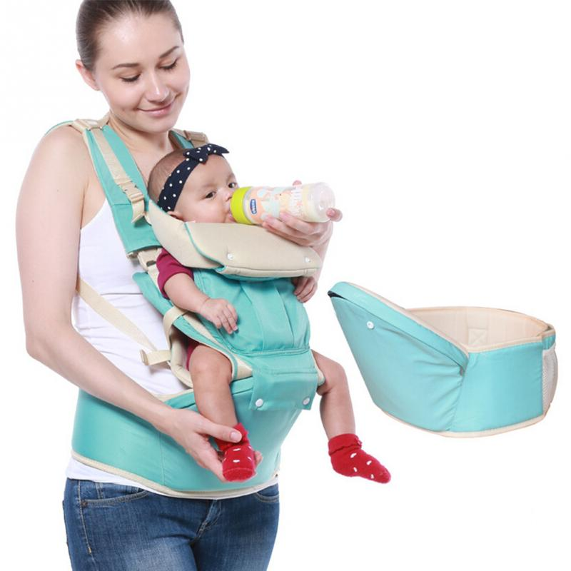 Multifunction Backpack For Baby Infant Comfort Hipseat Front Carrier