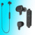 neckband bluetooth stereo headphone/mobile phone headset/wireless invisible earphone
