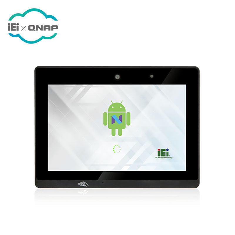 IEI AFOKAR-08A-RK39 8 inch Android 7.1 In Vehicle Panel PC with Rockchip 3399 Processor