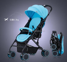 simple light portable pram baby buggy, baby stroller, baby carrier trolley