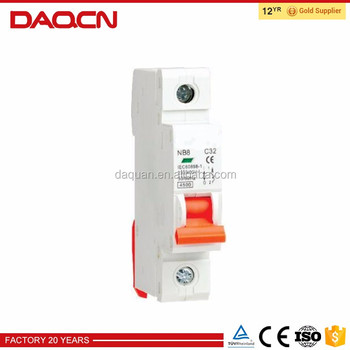 Professional Manufacturer Supplier Symbol Miniature Circuit Breaker