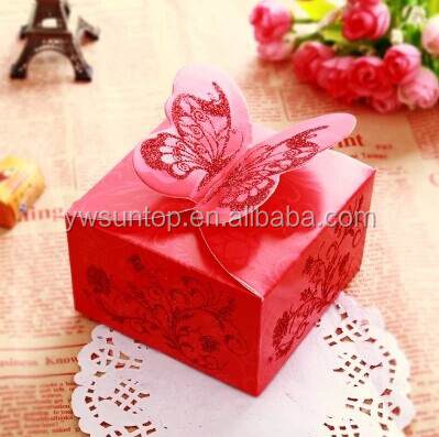 2017 just listed cheap small gift boxes wholesale