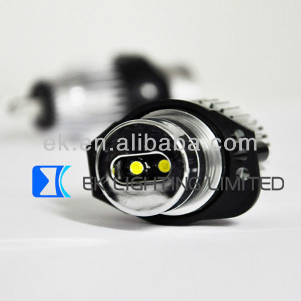 6W Cree no error led marker, led angel eyes for BMW E90 E91 E92 E39 E53 E65 E66 E60 E61 E63 E64 E87 X5 X3 X1