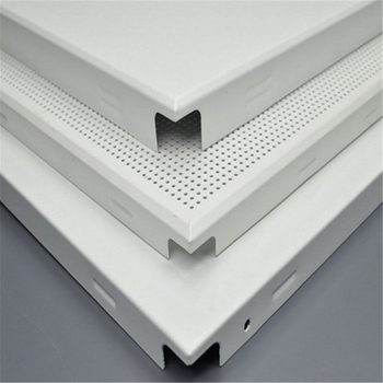 Metal Ceiling System Aluminum Square Clip In Ceiling Tile Buy Perforated Aluminum Ceiling