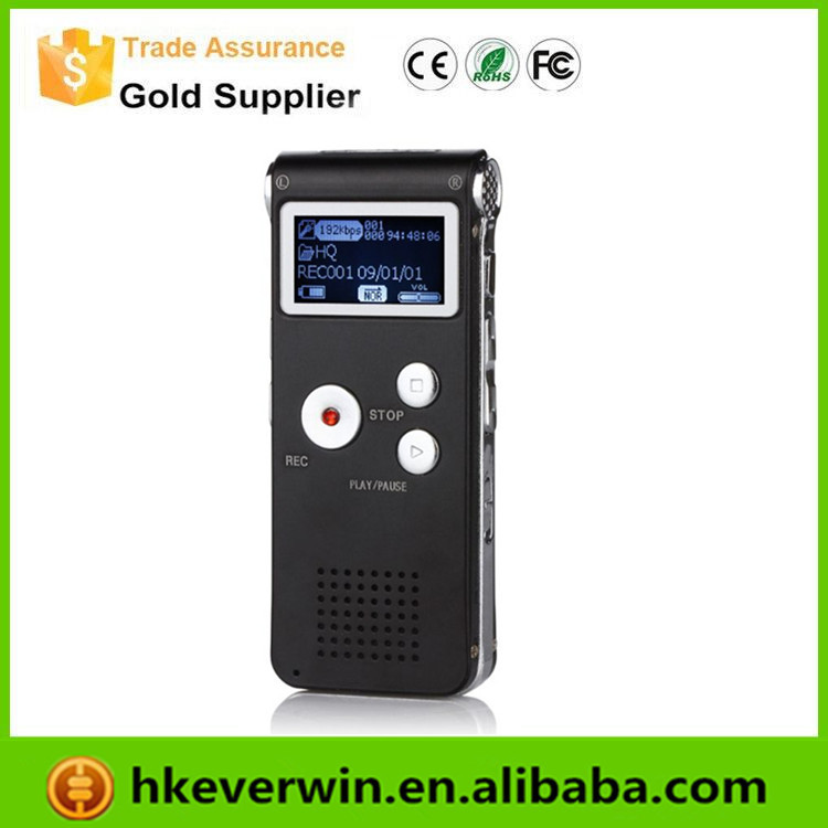 Digital camera voice recorder with motion detective technology and triple slot can continous working 8 hours