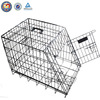 qqpet China Wholesale collapsible dog cage / folding dog cage