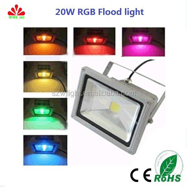 led lighting flood,multi color outdoor 20w aluminum led flood light replace halogen lamp