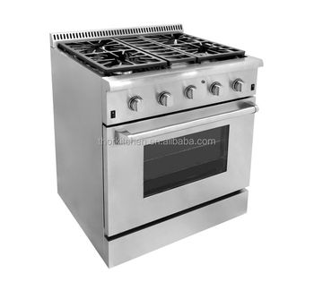 Freestanding Gas Range / Used Kitchen Appliances Made In China - Buy ...
