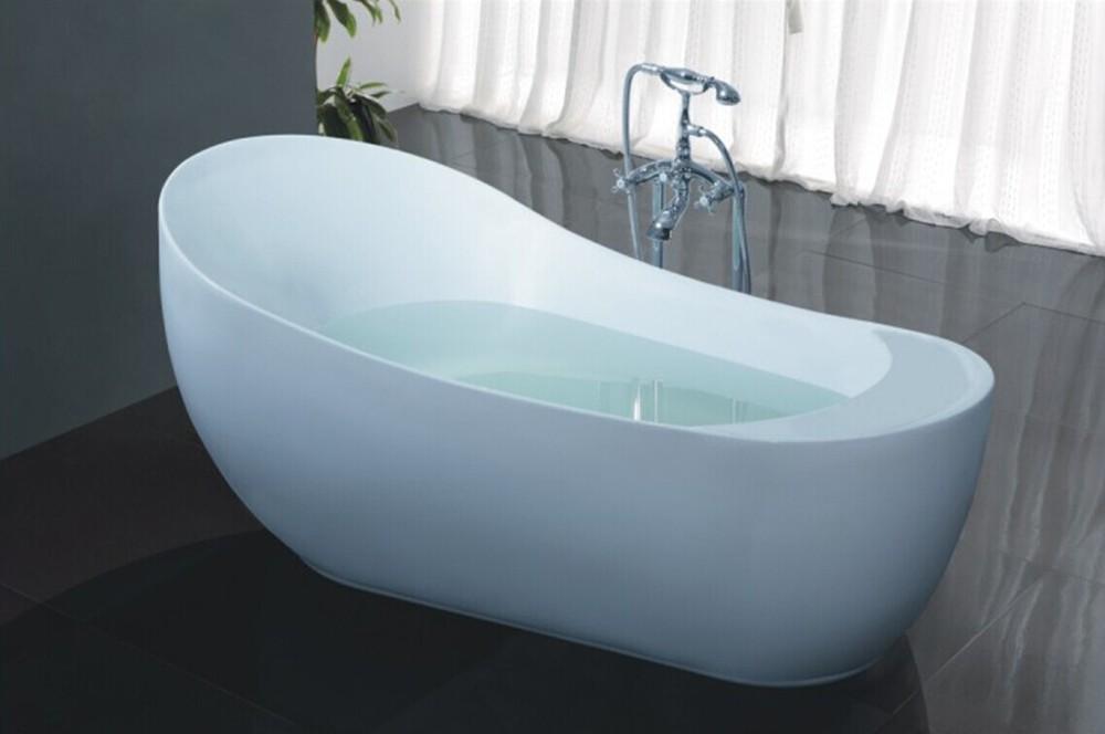 freestanding bathtubs india/shower soaking bathtub/egg shaped