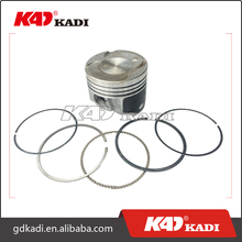 Motorcycle Engine Parts Piston STD +25 +50 +75 +100 Cylinder Bore Size 83mm ~ 84mm Pistons & Rings For discover