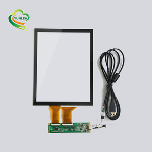 No.1 Ranking Manufacturer Customization Size Industrial PCAP Capacitive LCD Touchscreen