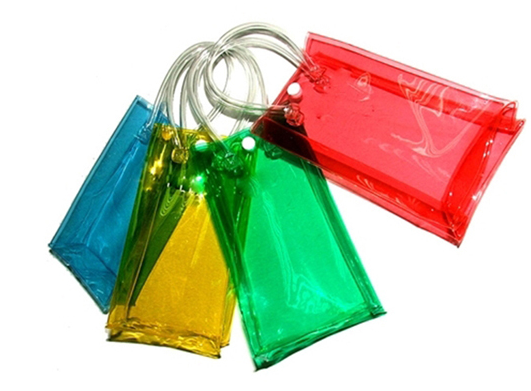 pvc plastic wine cooler bag with handle bulk