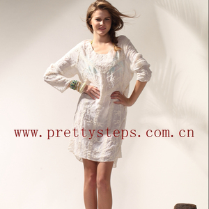10a6fa972c45a Pretty Steps 2018 summer latest ladies dresses casual dresses manufacturing wholesale  guangzhou guangdong China