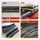 double wire hydraulic hose SAE 100 R2AT/DIN EN 853 2 SN
