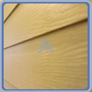 Wood Grain Fiber Cement Board for Outdoor