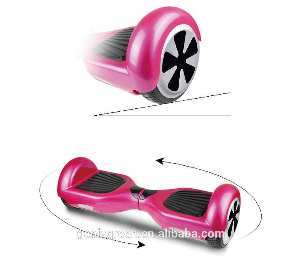new products smart balance wheel balance car pink in self. Black Bedroom Furniture Sets. Home Design Ideas