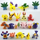 Hot Sale 2-3 seis centímetros Mini Toy 144 Pokemon Figura de Ação DO PVC