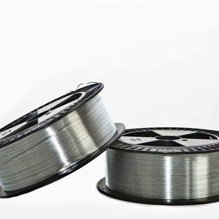 Sliver White 99.99% Pure Zinc Wires for Thermal Spray Coating
