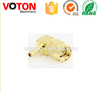free samples Test SMA male R/A RG316 LMR100 RG174 coaxial cable gold plated connector