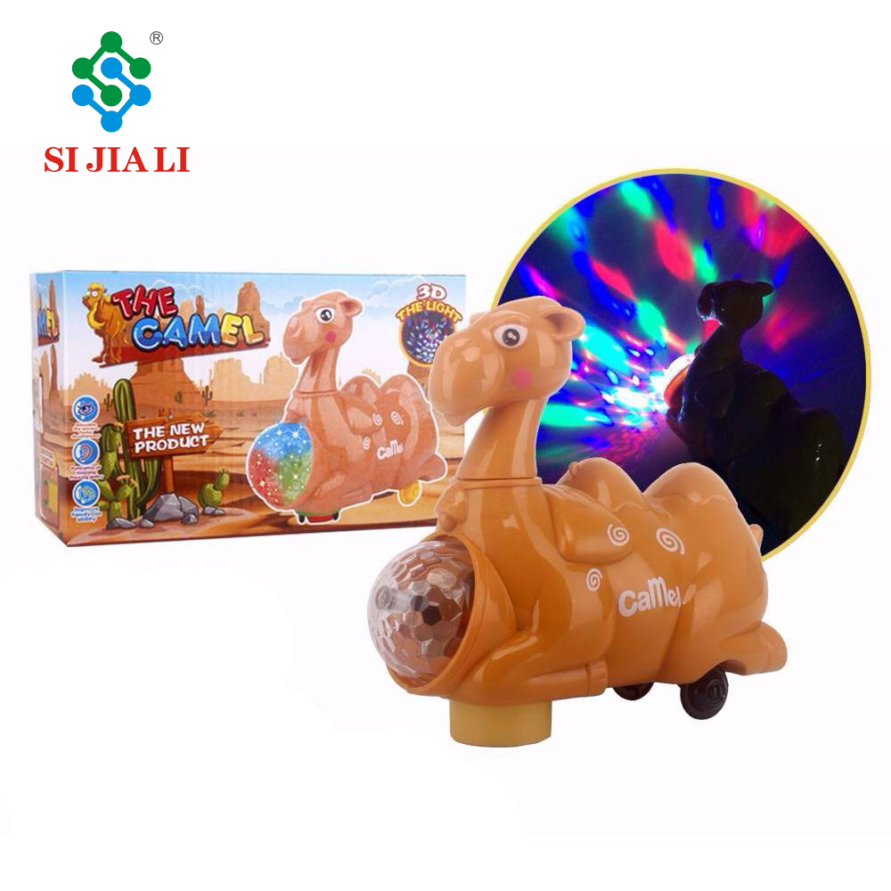 Arabic hot selling New Product 3D light BO Universal Camel