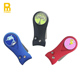 Metal and ABS Removable Ball Marker Rubber Coating Golf Fixer Tool Divot Tool