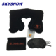 Airline Comfortable Amenity Kit/Amenities Travel Set/Travel With Eye Mask Pillow Earplugs
