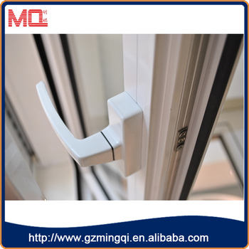 China supplier soundproof residential top hung casement windows with friction stay