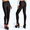 New arrivel Fashion Trousers Design High Waist Satin Pants Women Sexy Hot Tight Pants Disco Pants