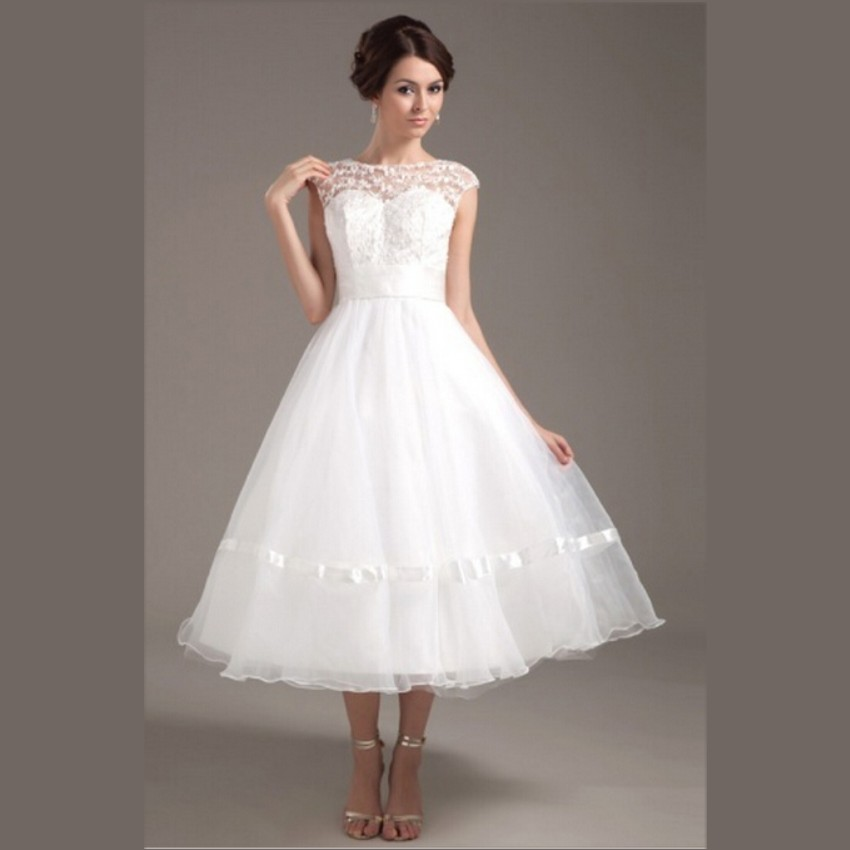Backless Wedding Gowns For Sale: Aliexpress.com : Buy 2015 Hot Sale White Organza Short