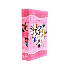 Made in China Different Patterns UV Color Powder Carton Photo Album for Children