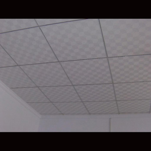 ISO Certification Lower Price Laminated Pvc Gypsum Ceiling Boards In China