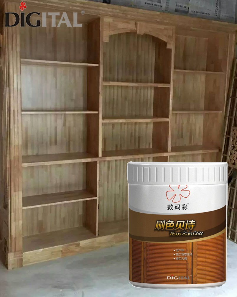 Wonderbaar Asian Home Deco Style Wood Paint Furniture Wood Coating - Buy Wood QY-85