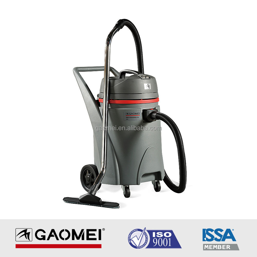 W86 outdoor vacuum cleaner with rotational molding body