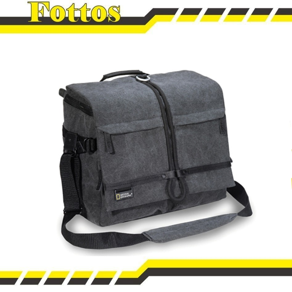 National geographic soft canvas digital large camera bag