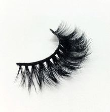 Premium mink lashes with custom logo for sale