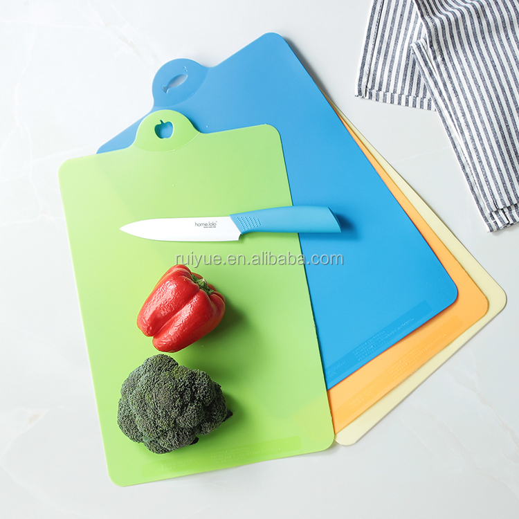 Kitchen flexible cutting mat