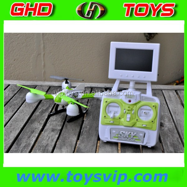 SKY HAWKEYE 5.8G Remote control 4 Axis Aircraft quadcopter with Real-time transmission Camera HM1315