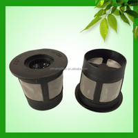 cooks coffee maker parts stainless steel mesh keurig dripper reusable k-cups coffee filter