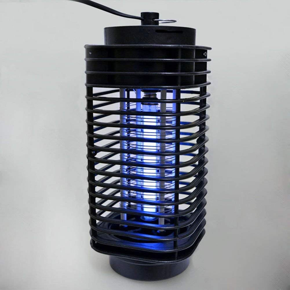 BaiMoon Electronic Mosquito Killer Lamp,Bug Zapper,Mosquito Killer,Insect Zapper Bug Fly Stinger Pest Zapper UV light Trap Lamp for Standing or Hanging Indoor Outdoor