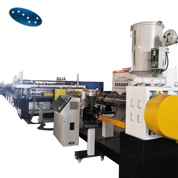 Excellent quality PC/PP/PE hollow sheet extrusion line / machine