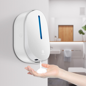 Sensor foam automatic hand soap dispenser