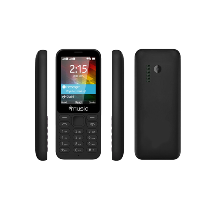 Cheapest China Feature Phones 2.4 inch Dual SIM Whatsapp Supported Mobile Bar Phones