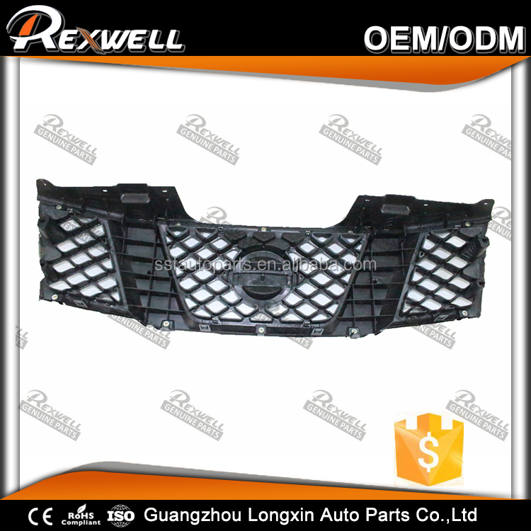 front grille assy 62310-EB72A front grille for navara car
