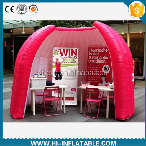 Best-sale event building air blown wall inflatable for sale
