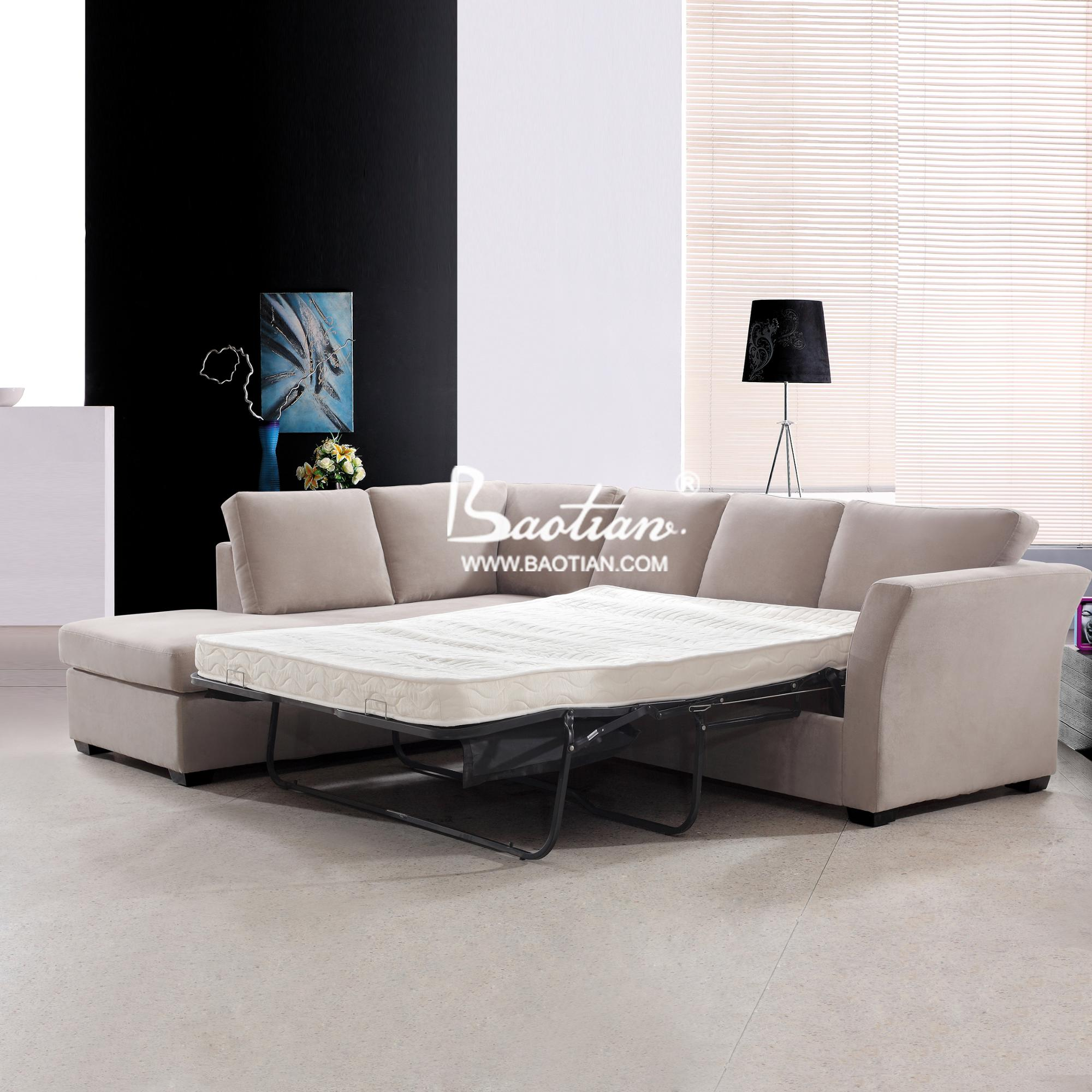 - Baotian Living Room Furniture Modern Sofa Bed Folding Set Designs